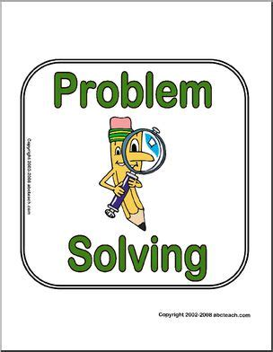 Year 1 problem solving